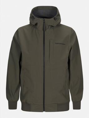 M Softshell Hood Jacket SS21