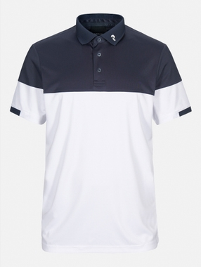 M Player Block Polo SS21